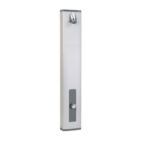 Panneau de douche avec mitigeur temporisé Presto Alpa - Presto