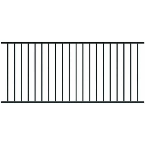 Panneau simple pour clôture 1016X2370