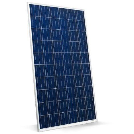 Panneau solaire 100w-12v Polycristalin-Saronic