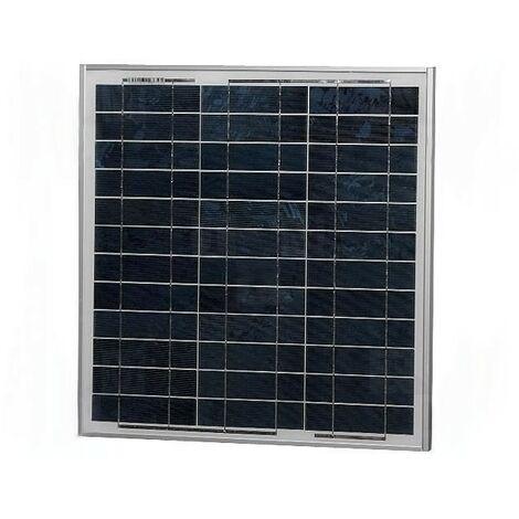 Panneau solaire 12v 55w 620x668x30mm Mf-55w