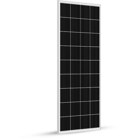 Panneau Solaire 180w-12v Monocristallin-EcoWatt