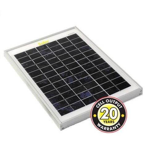Panneau solaire 5 Wc Monocristallin Solar Technology