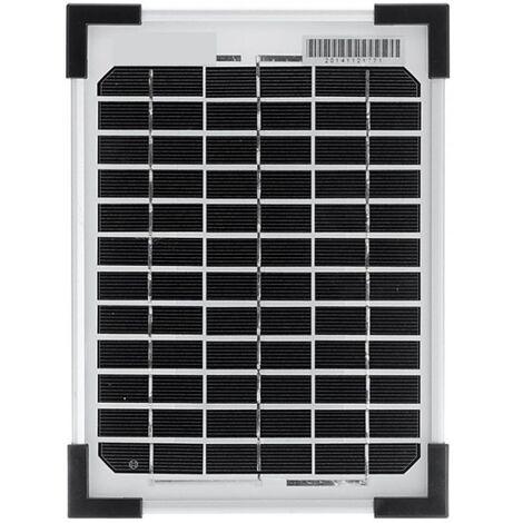 Panneau solaire 5W monocristallin