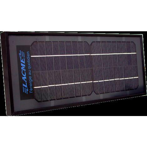 Panneau solaire - Cristal - Lacmé