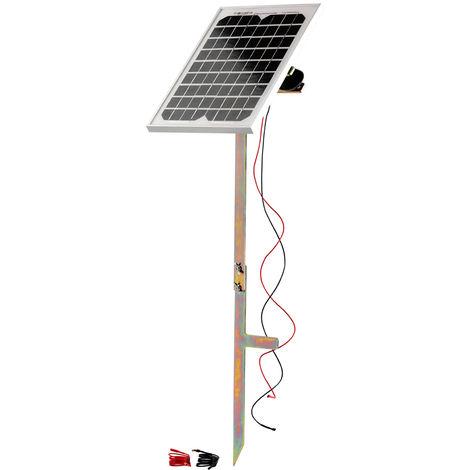 Panneau solaire Daslo Gold 10W pour clôture électrique