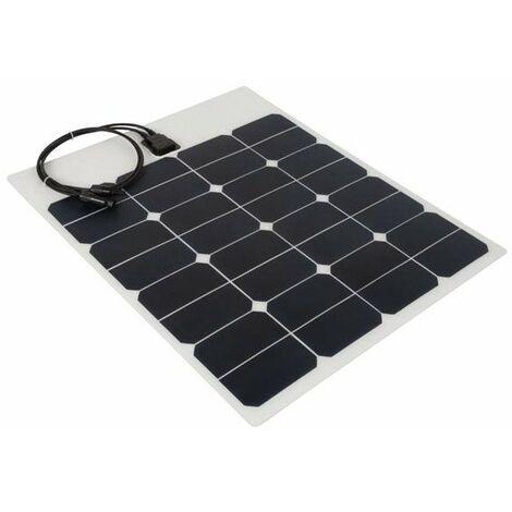 Panneau solaire flexible - 12 v - 50 w