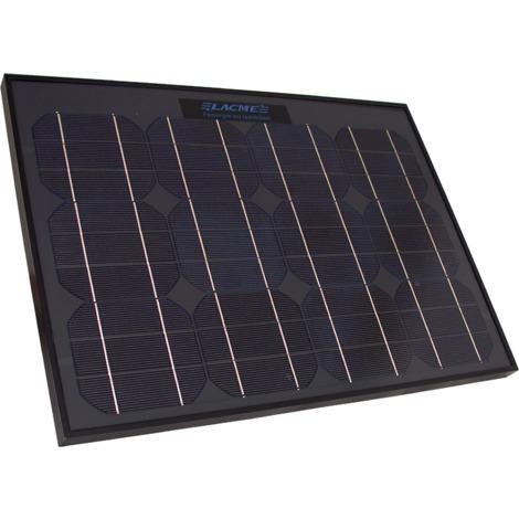 Panneau solaire - Lacmé