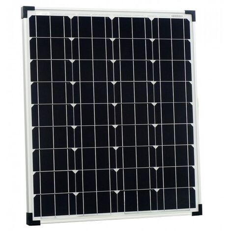Panneau solaire monocristallin NX 80W 12V