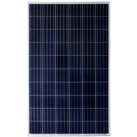 Panneau Solaire Photovoltaïque Polycristallin 275W Classe A Exclusive