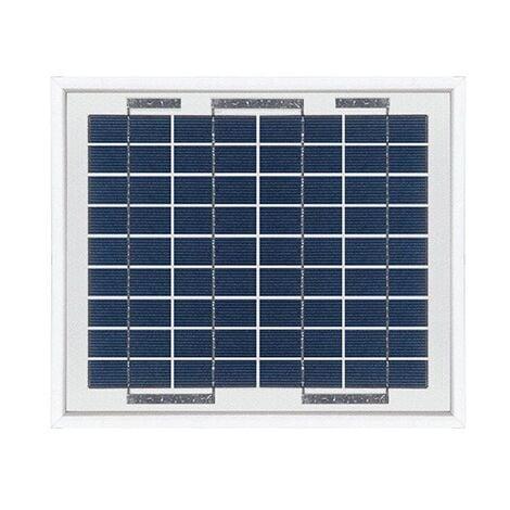 Panneau solaire polycristallin 5W 12V