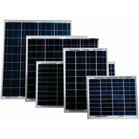 Panneau solaire polycristallin professionnel Gallagher pour clôtures électriques à haut rendement avec régulateur de charge inclus Gallagher