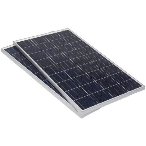 Panneau solaire, puissance 120W