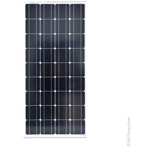 Panneau solaire rigide 100W-12V Monocristallin