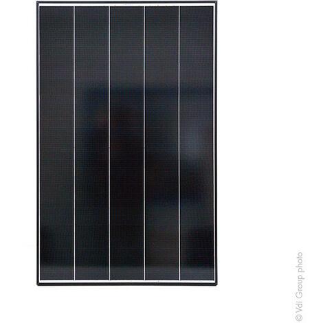 Panneau solaire rigide 125W-12V Monocristallin à Haut Rendement