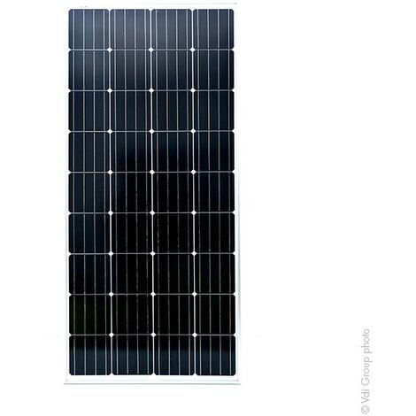 Panneau solaire rigide 160W-12V Monocristallin