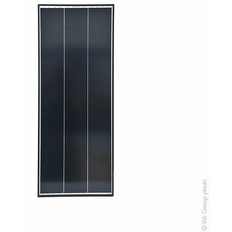 Panneau solaire rigide 75W-12V Monocristallin à Haut Rendement