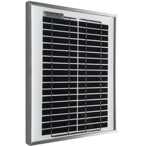 Panneau solaire Sellande 12V 5W monocristallin