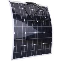 Panneau solaire souple 12V 50W - SOLARCITY
