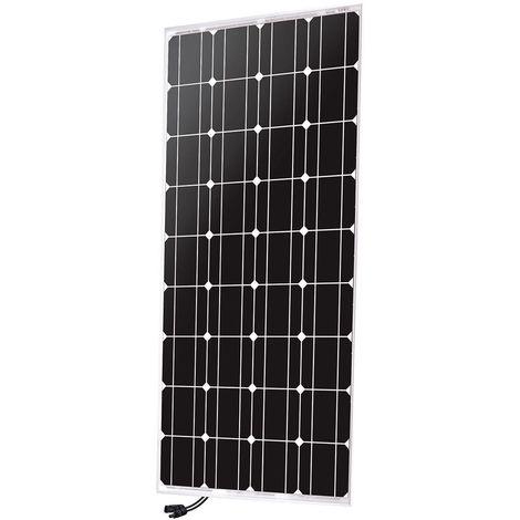 Panneau solaire unisun 100w - 12v monocristallin