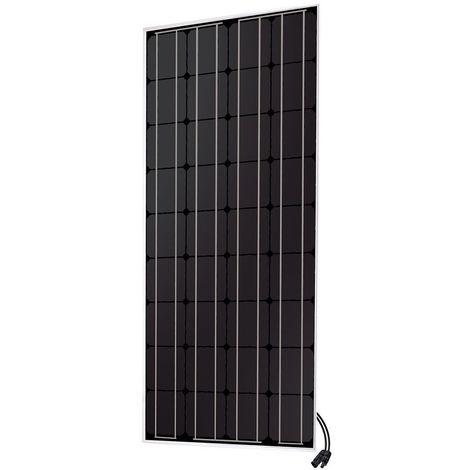 Panneau solaire unisun 150w - 12v monocristallin