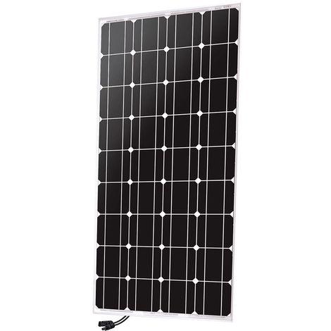 Panneau solaire unisun 80w - 12v monocristallin