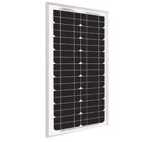 Panneau solaire UNITECK 12V 20W monocristallin