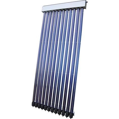 Panneau tubes sous-vide Type : PR 2,09 Sunex avec 12 tubes