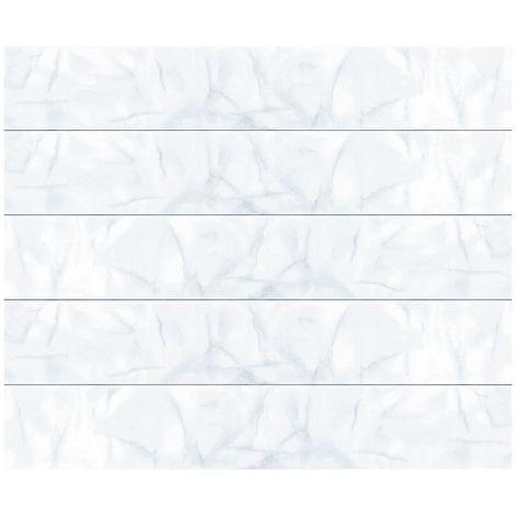 30 M /² XPS Panneaux D/écoration Mur Int/érieur 100x16,7 cm P-02