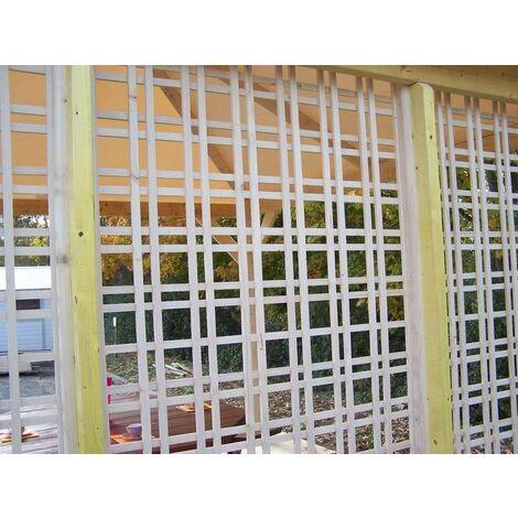 Panneaux de treillage en bois - compatible structure SP 3535.0