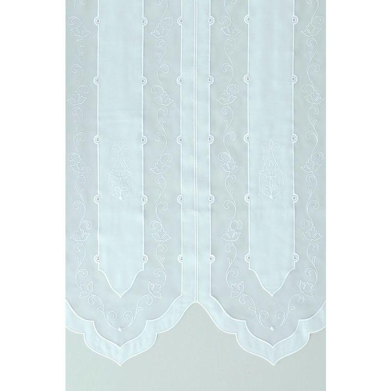 Panneaux von Lysel Dornröschen  weiß