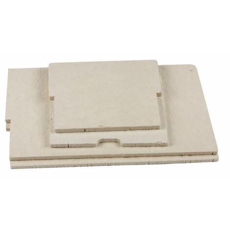 Garniture c/éraplaque DIFF - DIFF pour Chaffoteaux : 60081722 pochette