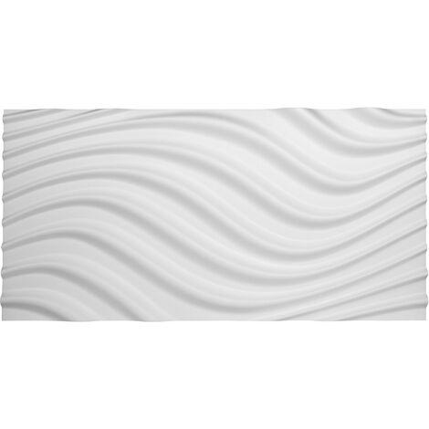 1 plaque 3d muraux Wandverkleidung Pavement EPS formfest MARBET 96x48cm pd-2