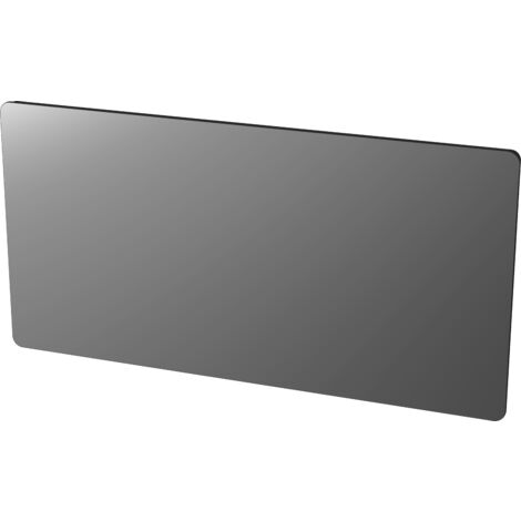 Cayenne Panneaux Rayonnant en verre Miroir LCD 2000W