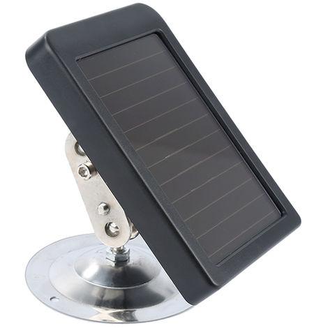 Panneaux solaires spécifiques aux caméras de chasse