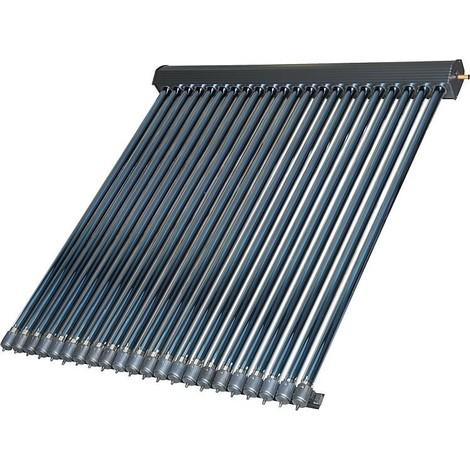 Panneaux sous vide Heat Pipe type : HP 22 Sunex avec 22 tubes