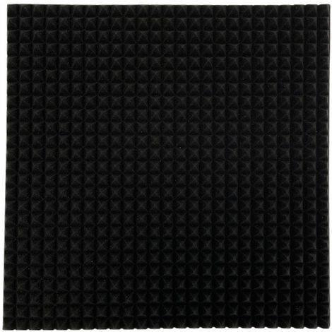 "main image of ""Pannelli fonoassorbenti  piramidali 3 Cm"""