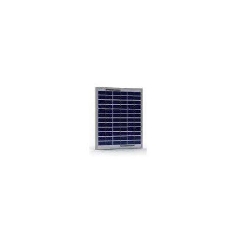 Pannello Fotovoltaico 10 Watt