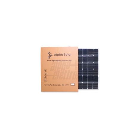 Pannello fotovoltaico 100W 24,14V