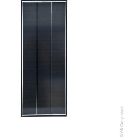 Pannello Fotovoltaico Rigido 75W-12V Monocristallino ad Alto Rendimento
