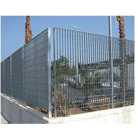 Pannelli Grigliati In Plastica Per Giardino.Pannello Grigliato Per Recinzione Mt 2 X H Cm 172 40528