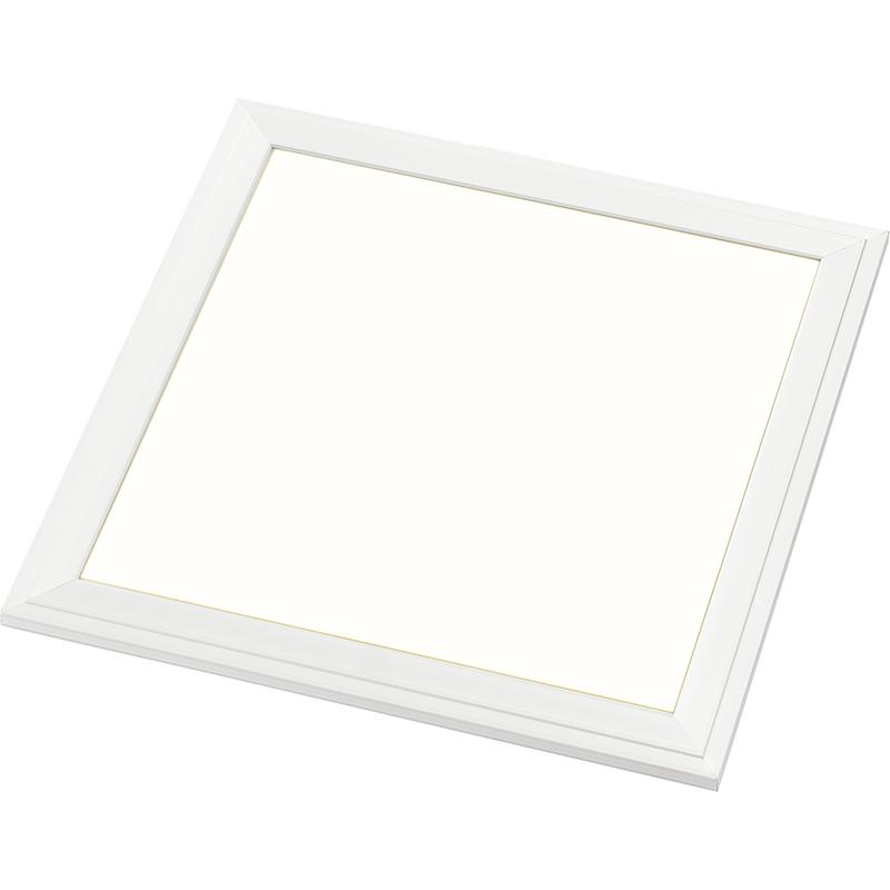 lux.pro PANNELLO LED 30x30cm 12W FORMATO ULTRASLIM LUCE BIANCA NEUTRA LAMPADA SMD