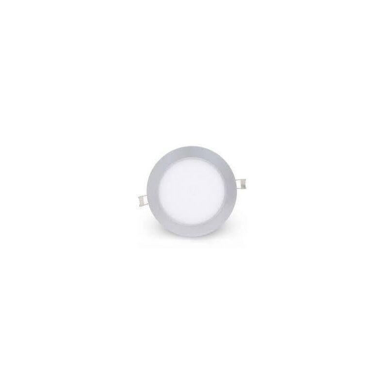Pannello led 6w rotondo caldo bianco 6W 12cm con trasformatore