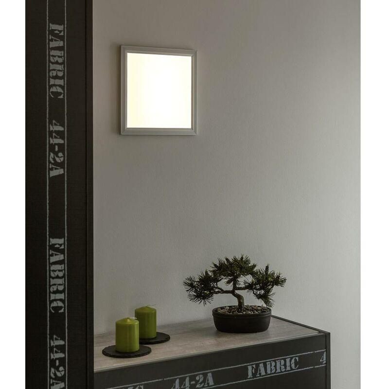 Pannello LED Denia LED a montaggio fisso Potenza: 18 W Bianco caldo - CE