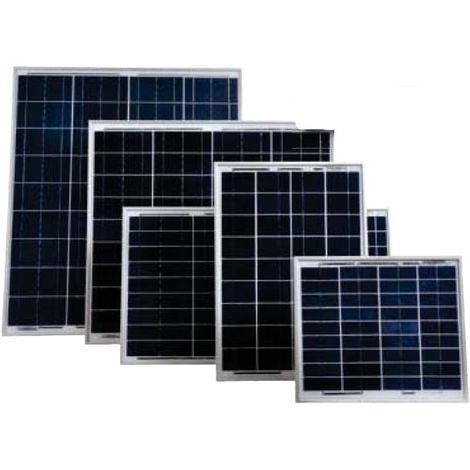 Pannello solare policristallino per recinzioni elettriche, regolatore incluso Gallagher