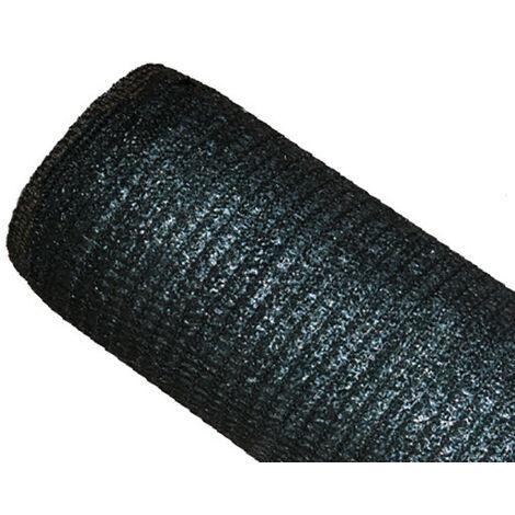 Pantalla 80% - Verde 90g/m² - Malla con ventilación - con Ojales Verde oscuro de 1,80m x 50m