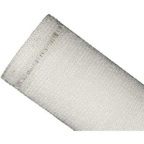 Pantalla 85% - Blanca - 145g/m² - con Ojales Blanca de 3m x 50m