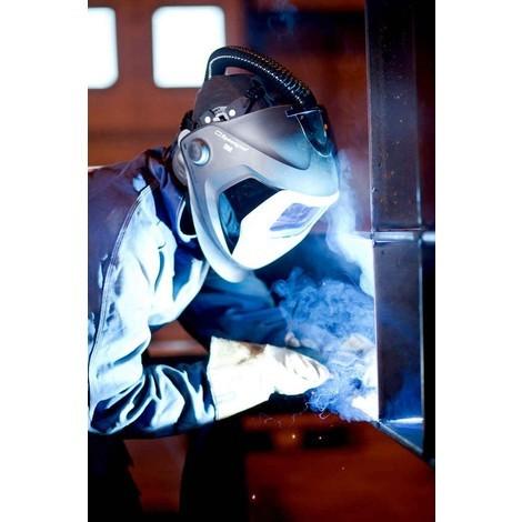 Pantalla 9100 Air filtro 9100 regulador Suministro Aire Versaflo V500E