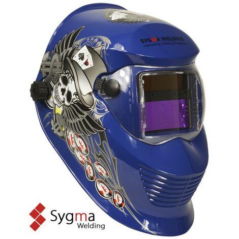 Pantalla de soldar Sygma Poker