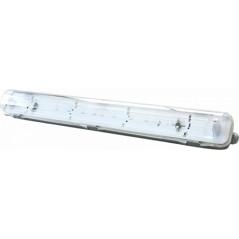 Pantalla Estanca IP65 T8 1Tubo LED 600mm ABS