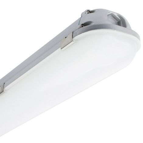 Pantalla Estanca LED Integrado Aluminio 1200mm 40W